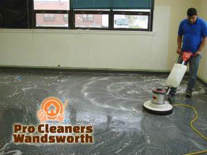 Floor Polishing SW18